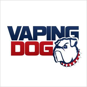Vaping Dog
