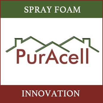 Puracell spray foam